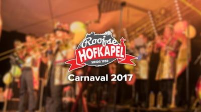 Roojse Hofkapel – Carnaval 2017